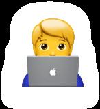 Popwork gestionnaire à distance emoji