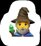 Popwork cadres supérieurs emoji
