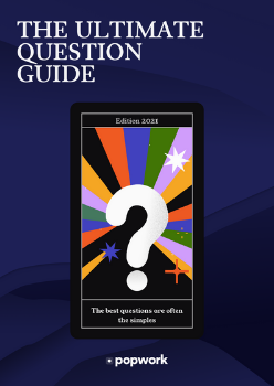 Popwork questions guide cover