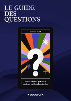 Couverture du guide de questions Popwork