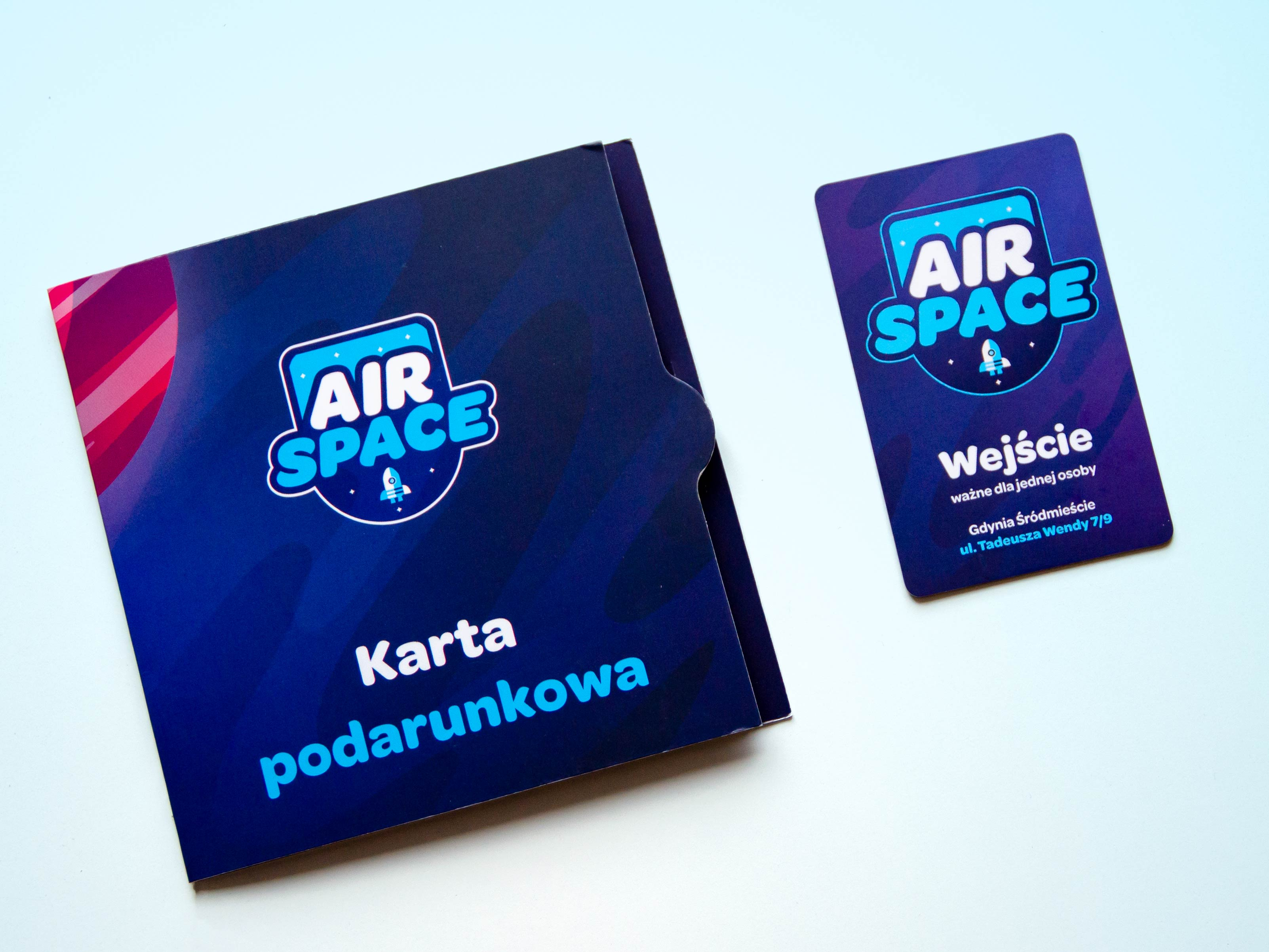 Photo of Airspace Gift Card