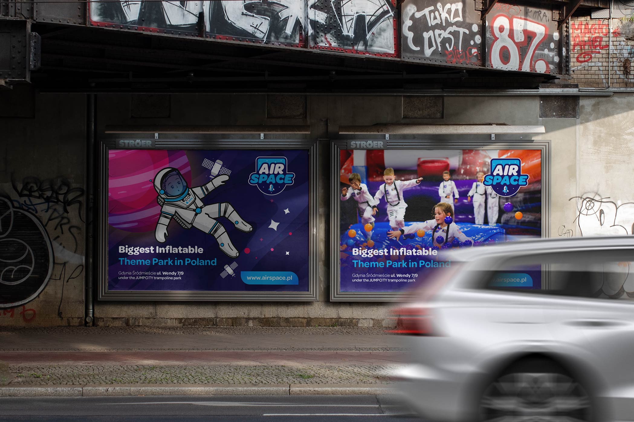 Photo of Airspace Bilboards