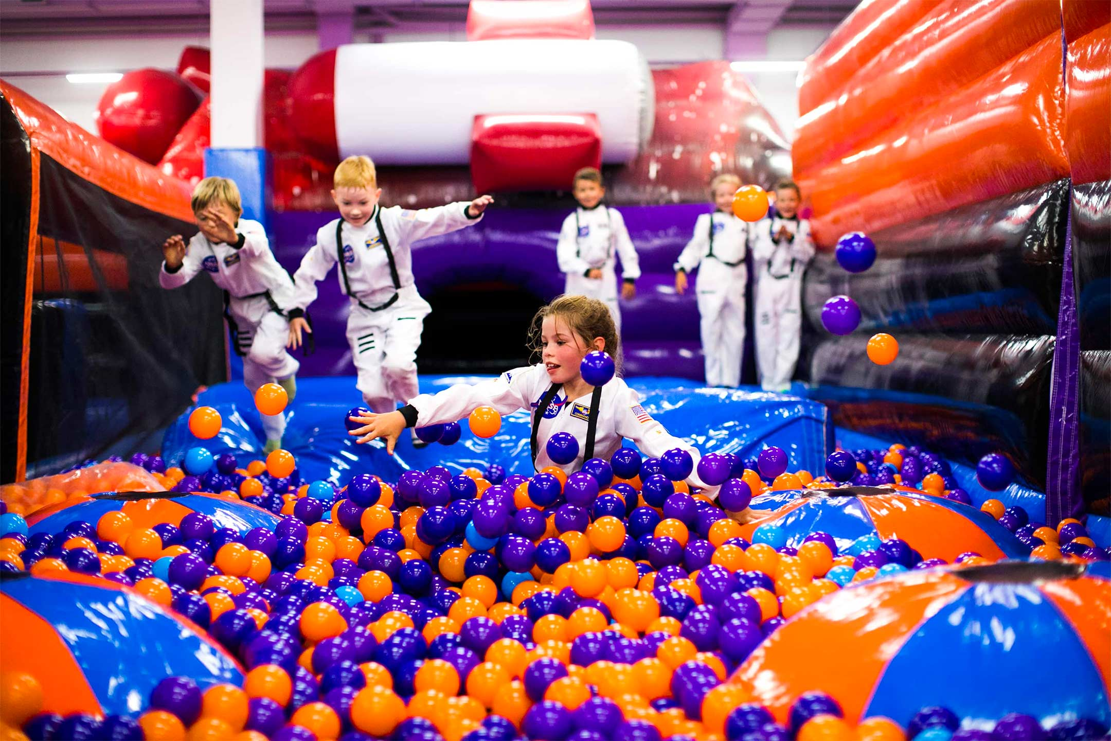 Photo of kids in Airspace