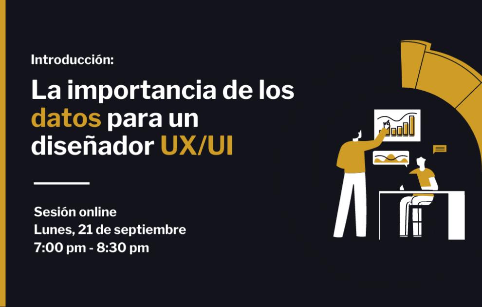 La importancia de los datos en UX/UI
