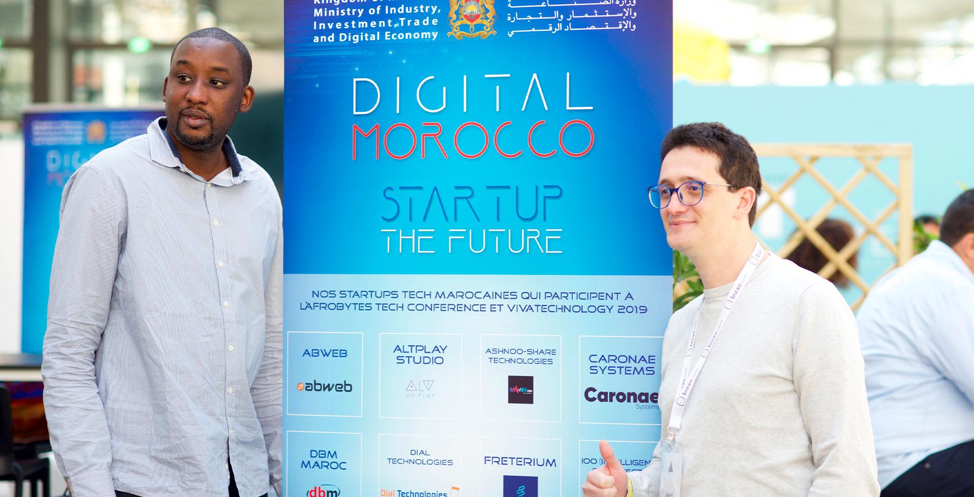 Digital Morocco