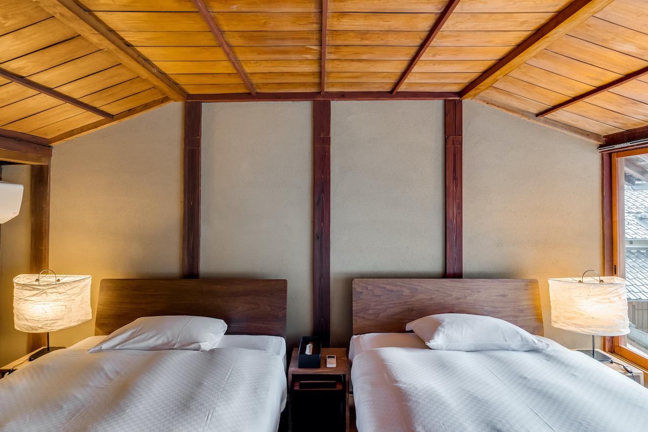 NIPPONIA HOTEL 函館 港町の室内イメージ