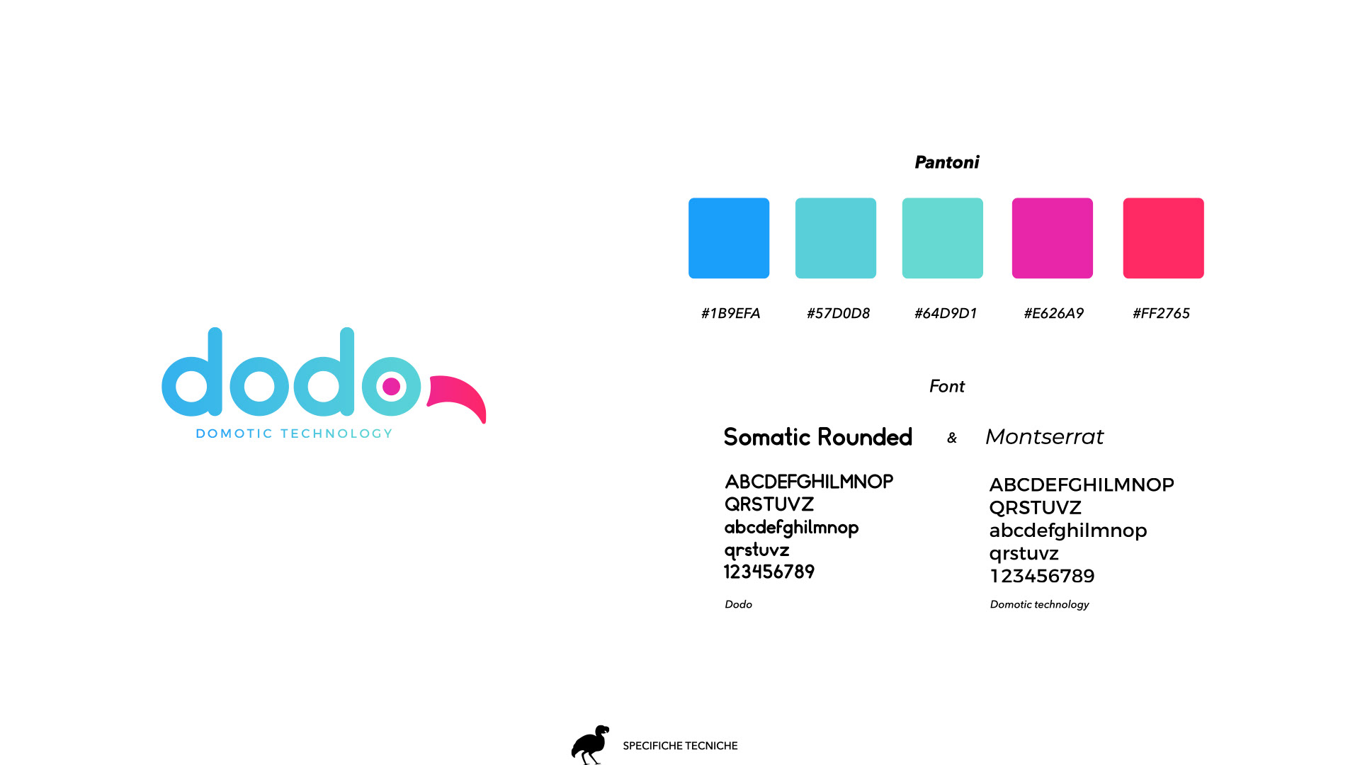 Alberto Quistini, Brand design, animatic