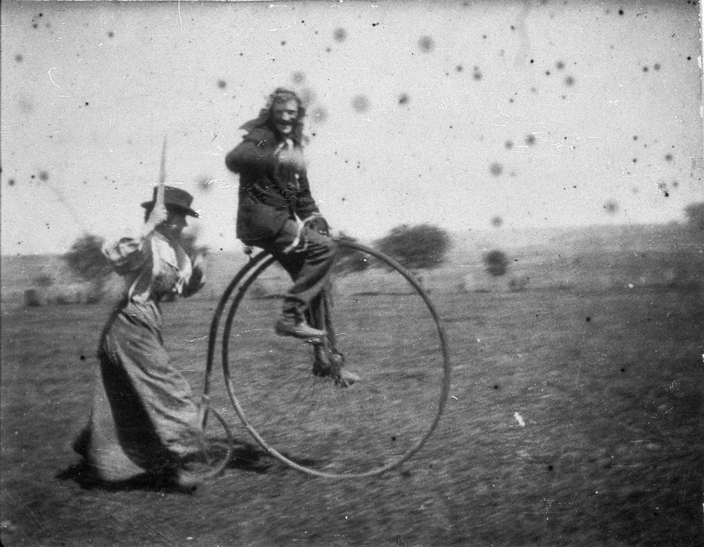 What-Is-A-Penny-Farthing