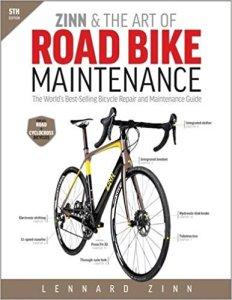 zinn adn the art of road bike maintenance