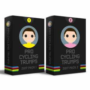 pro cycling top trumps
