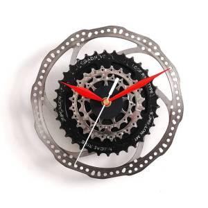 cycling clock present