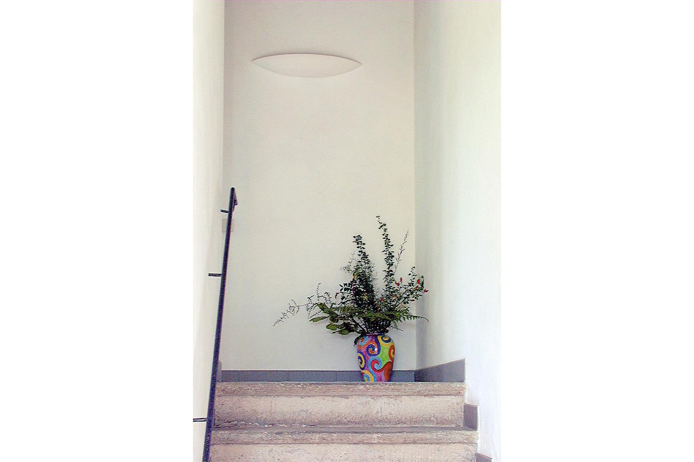 Schöner Zimmeraufgang auf Podere Riparbella