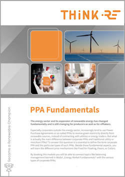 Fundamentals of Power Purchase Agreements