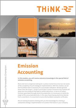 Emission Accounting of Scope 2 Emissions