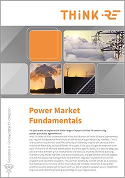 Power Market Fundamentals Green Brain Academy