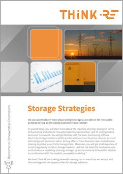 Storage Statgies Green Brain Academy Module