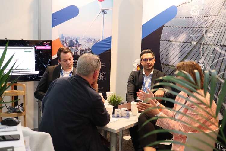Husum Wind Meeting Golzari und Steffen Hundt