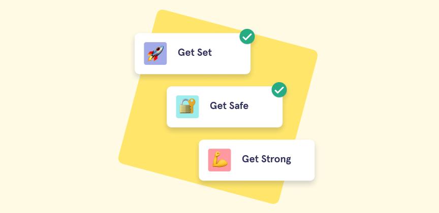 Get set, get safe, get strong