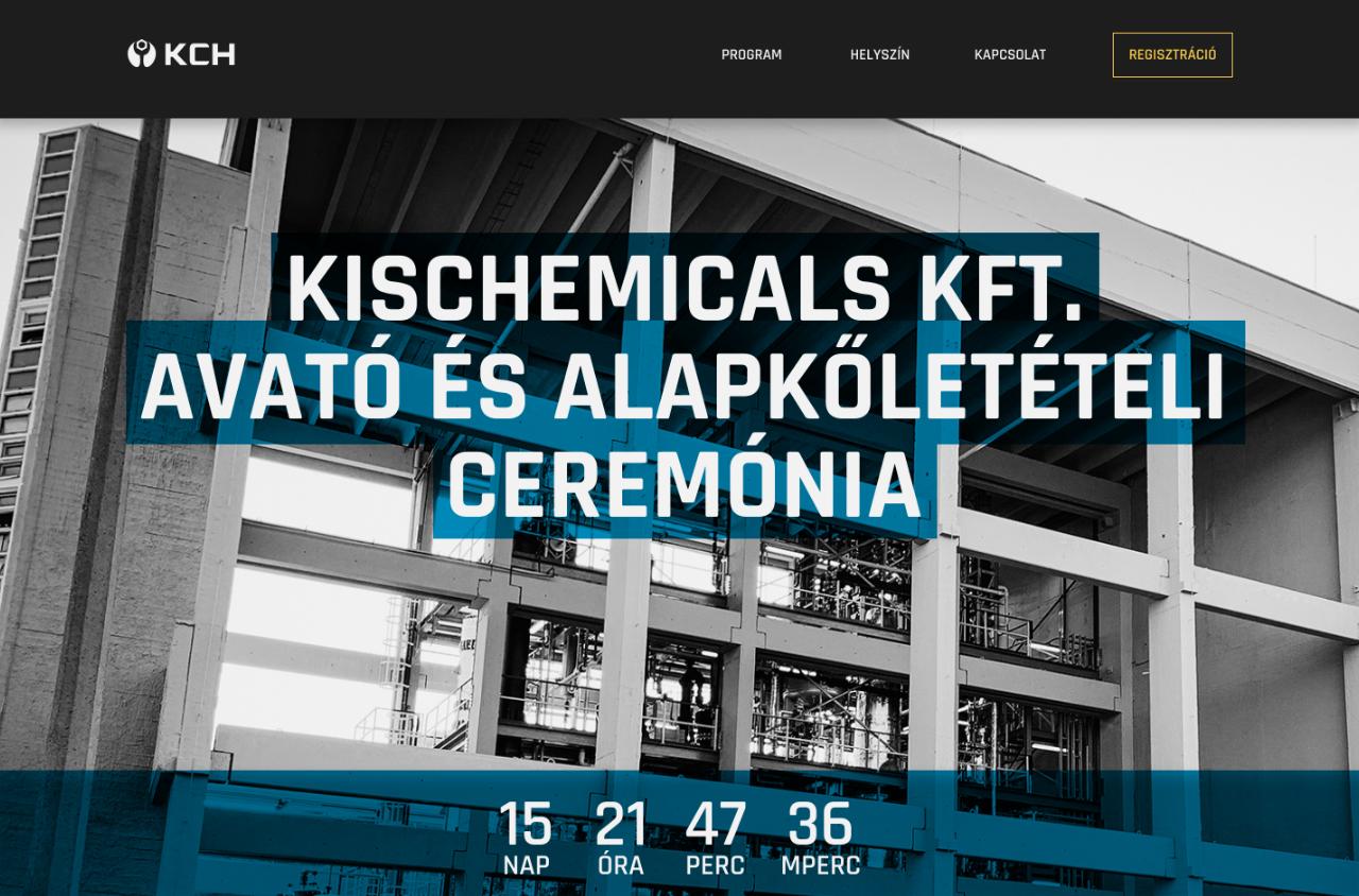 kischemicals home page