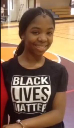 Black Lives Matter Teen