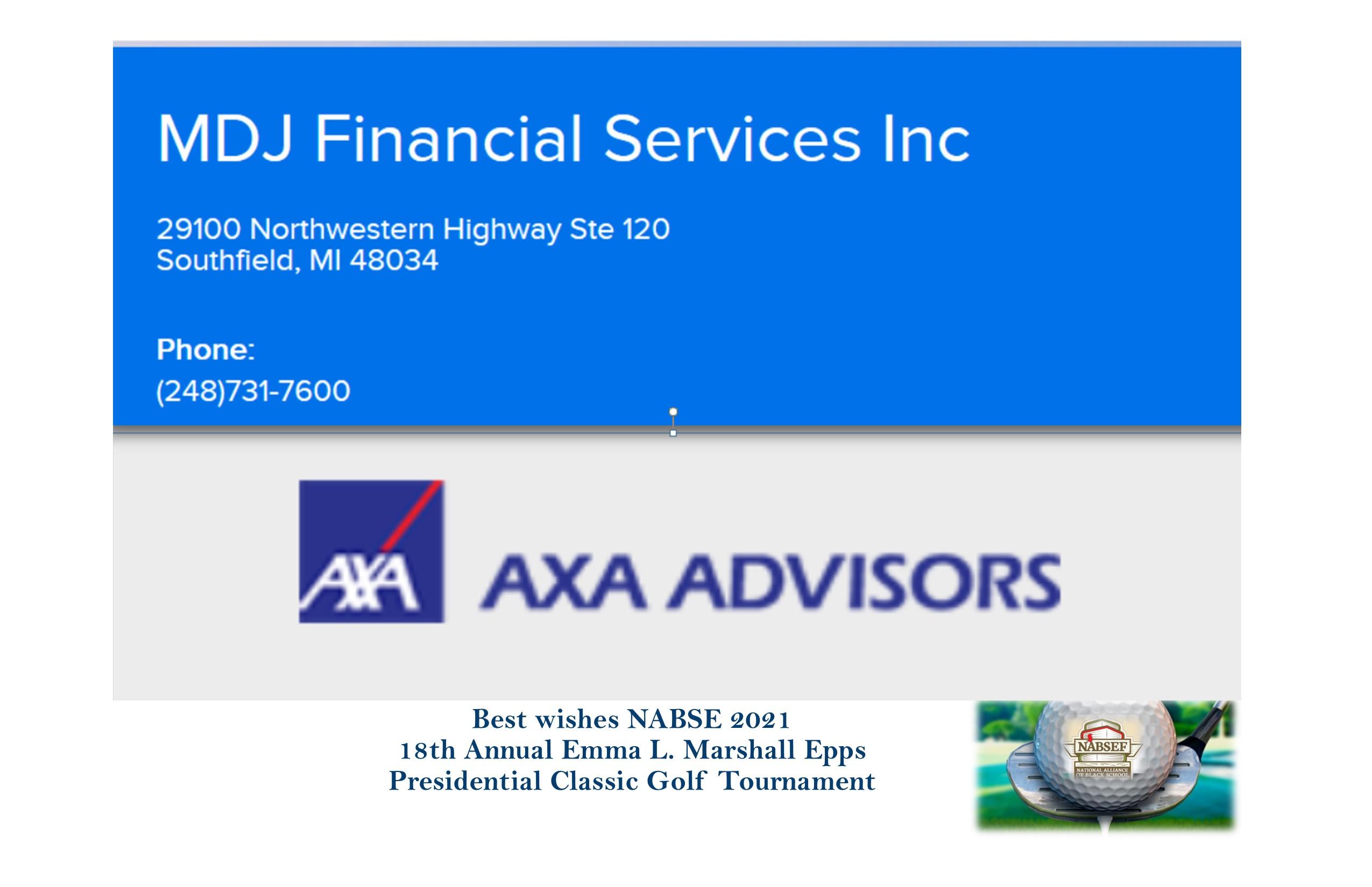 MDJ Financial Services