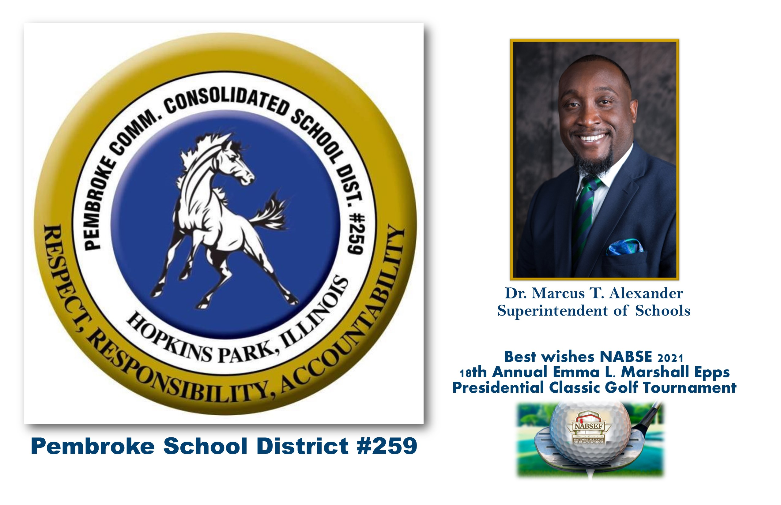 Pembroke Comm. Consolidated School District and Dr. Marcus T. Alexander, Superintendent of Schools