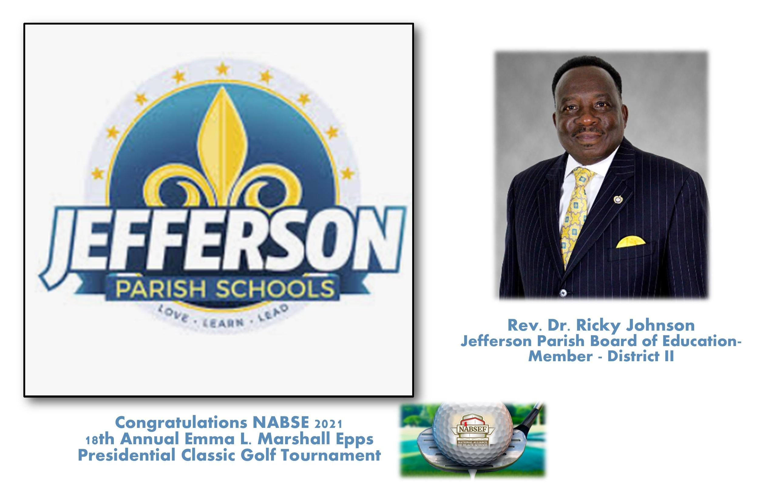 Board Member, Jefferson Parrish Schools