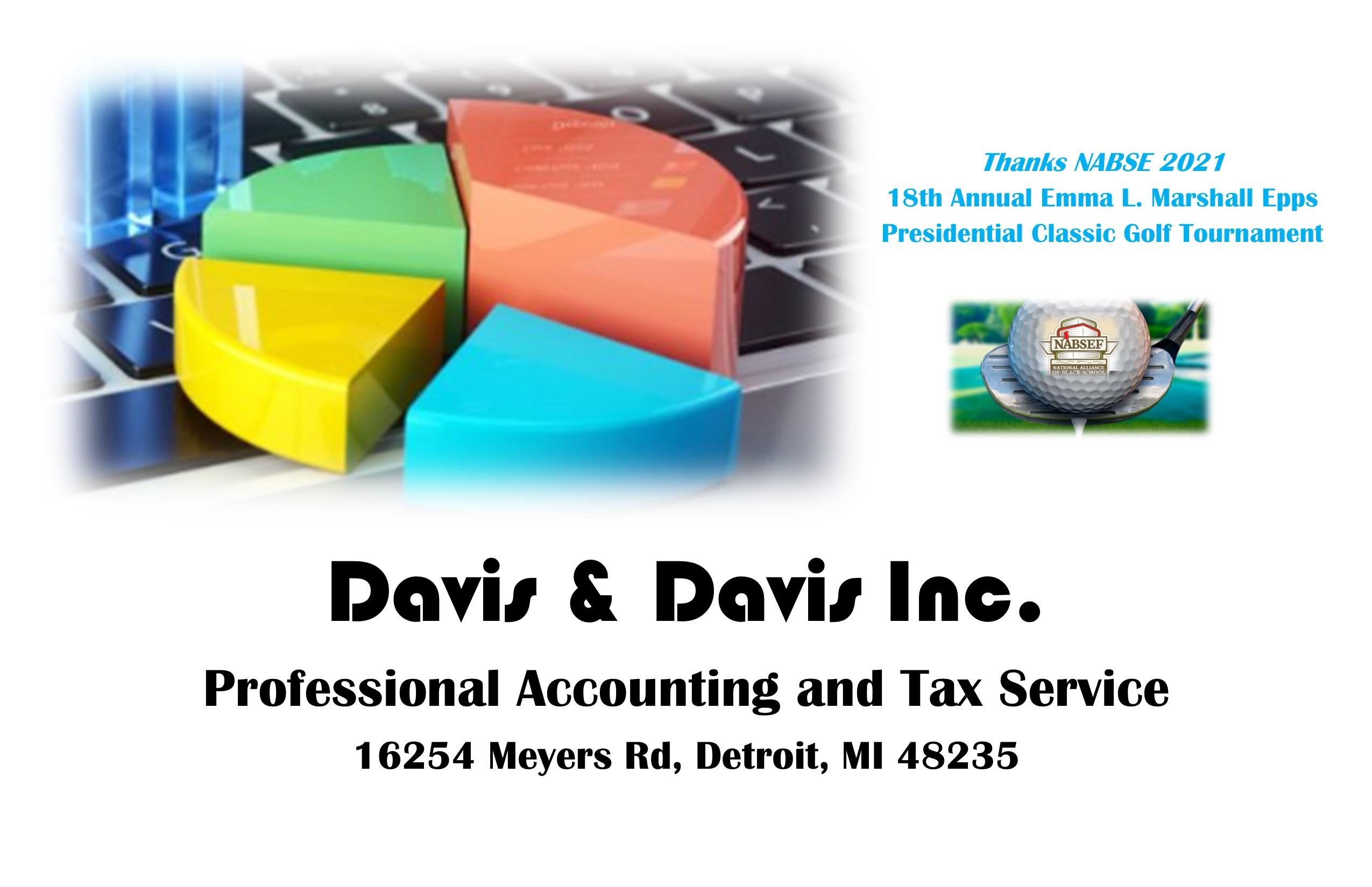 Davis & Davis Professional Accounting Services