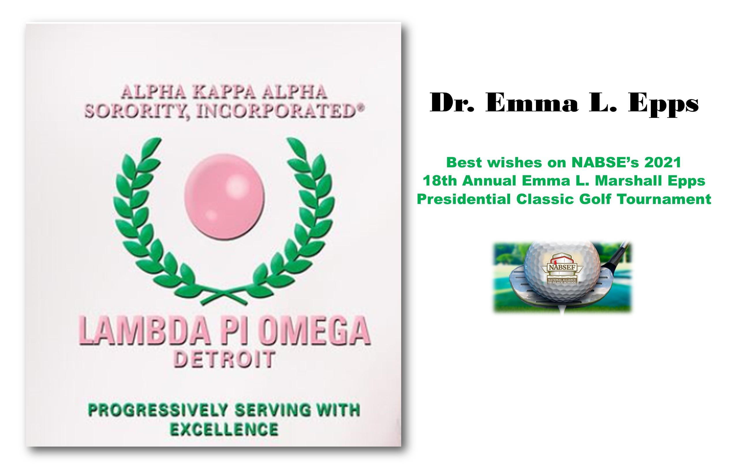 Dr. Epps AKA