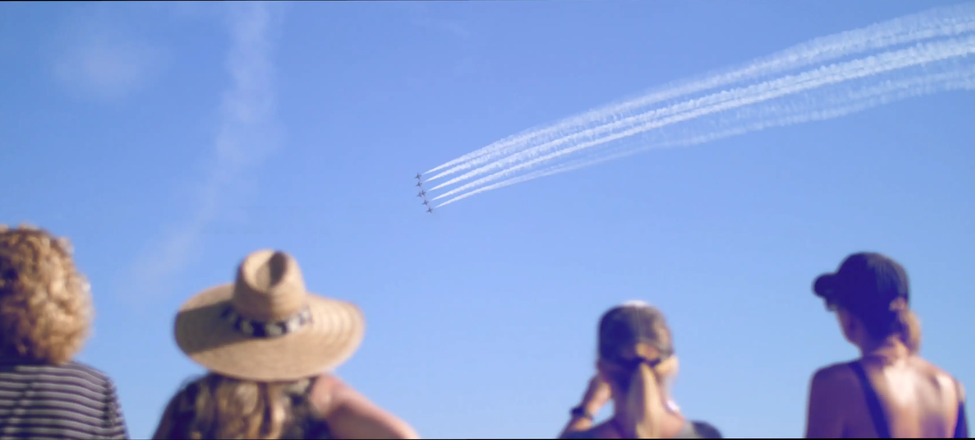 The Great Pacific Airshow