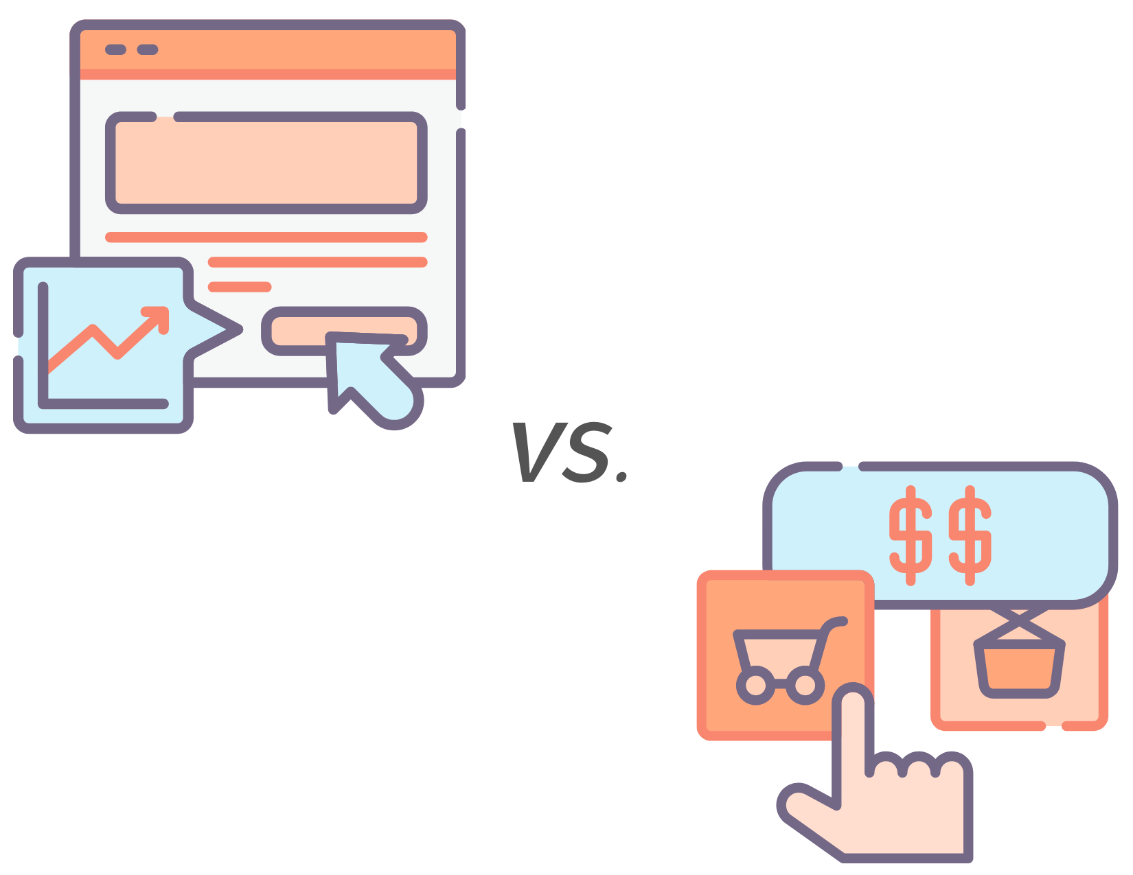 The Difference between CTR and Conversion Rate Explained