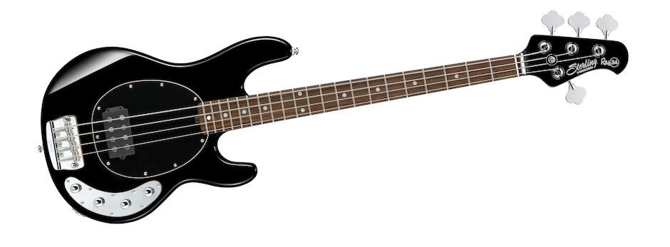 Music Man Sterling Ray-34 Black
