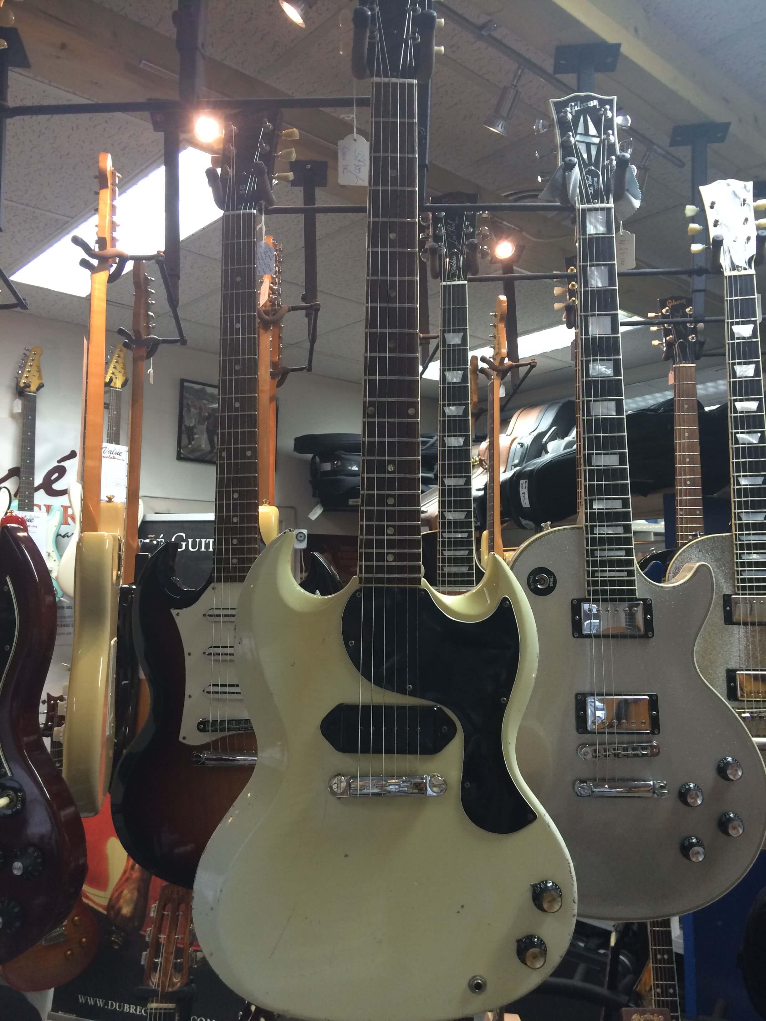 Gibson SG Jnr. LPCT 1965