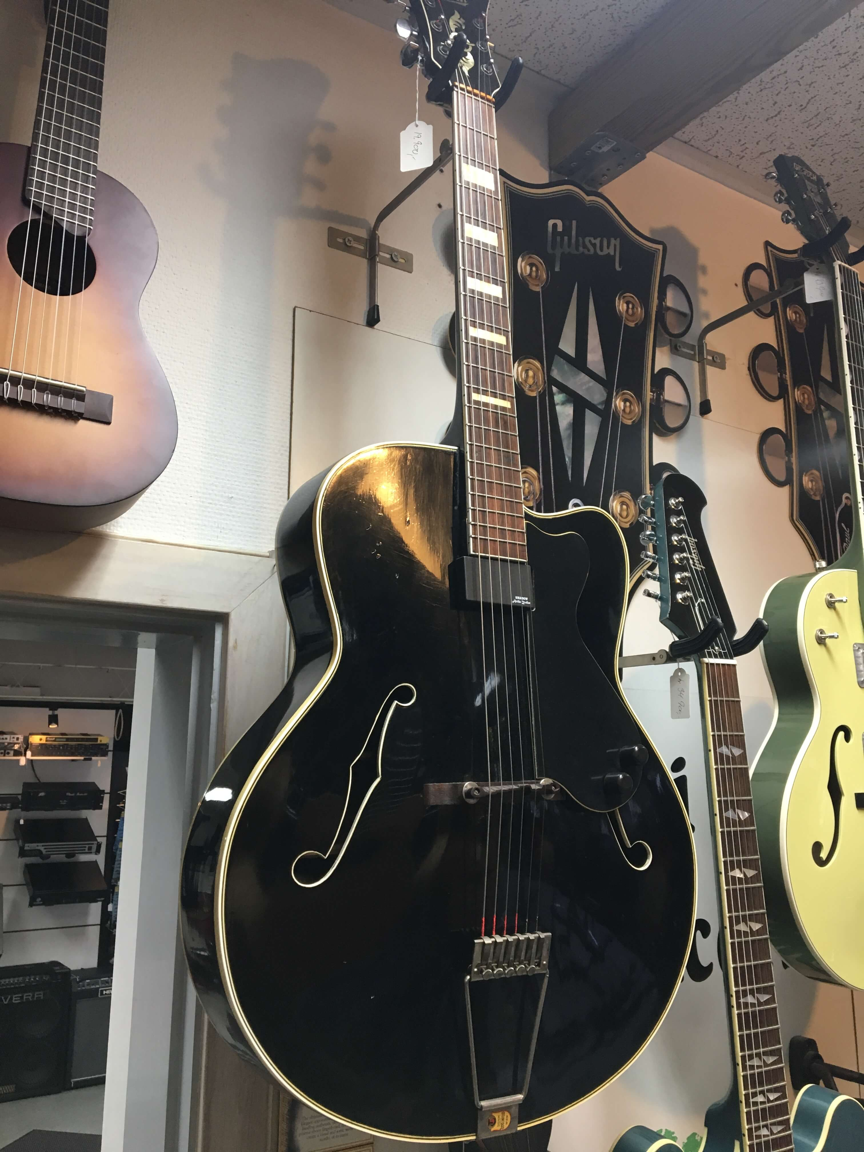 Levin Archtop 1954