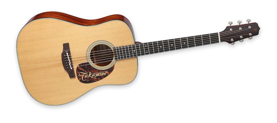 Takamine EF340S-TT, Thermal Top Guitar