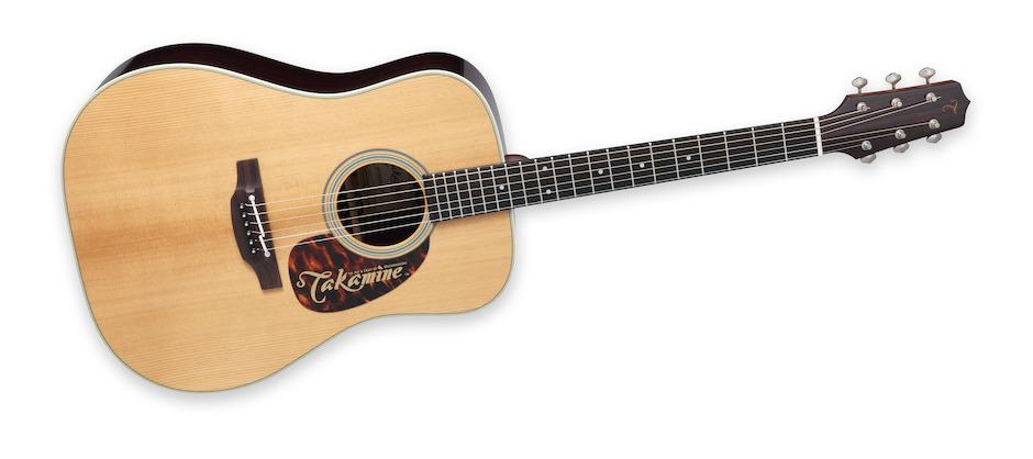 Takamine EF360S-TT, Thermal Top Guitar