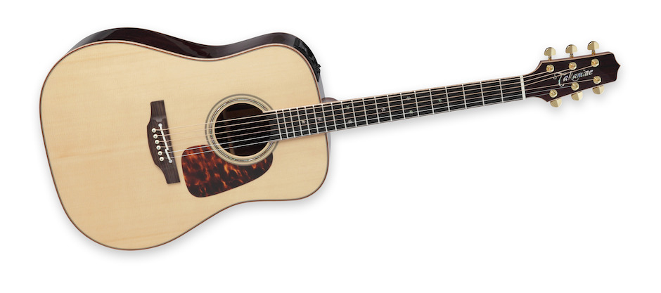 Takamine P7D Dreadnought, Electric