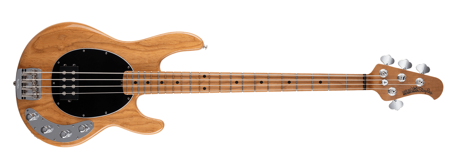 Music Man Stingray Special 4H, Classic Natural
