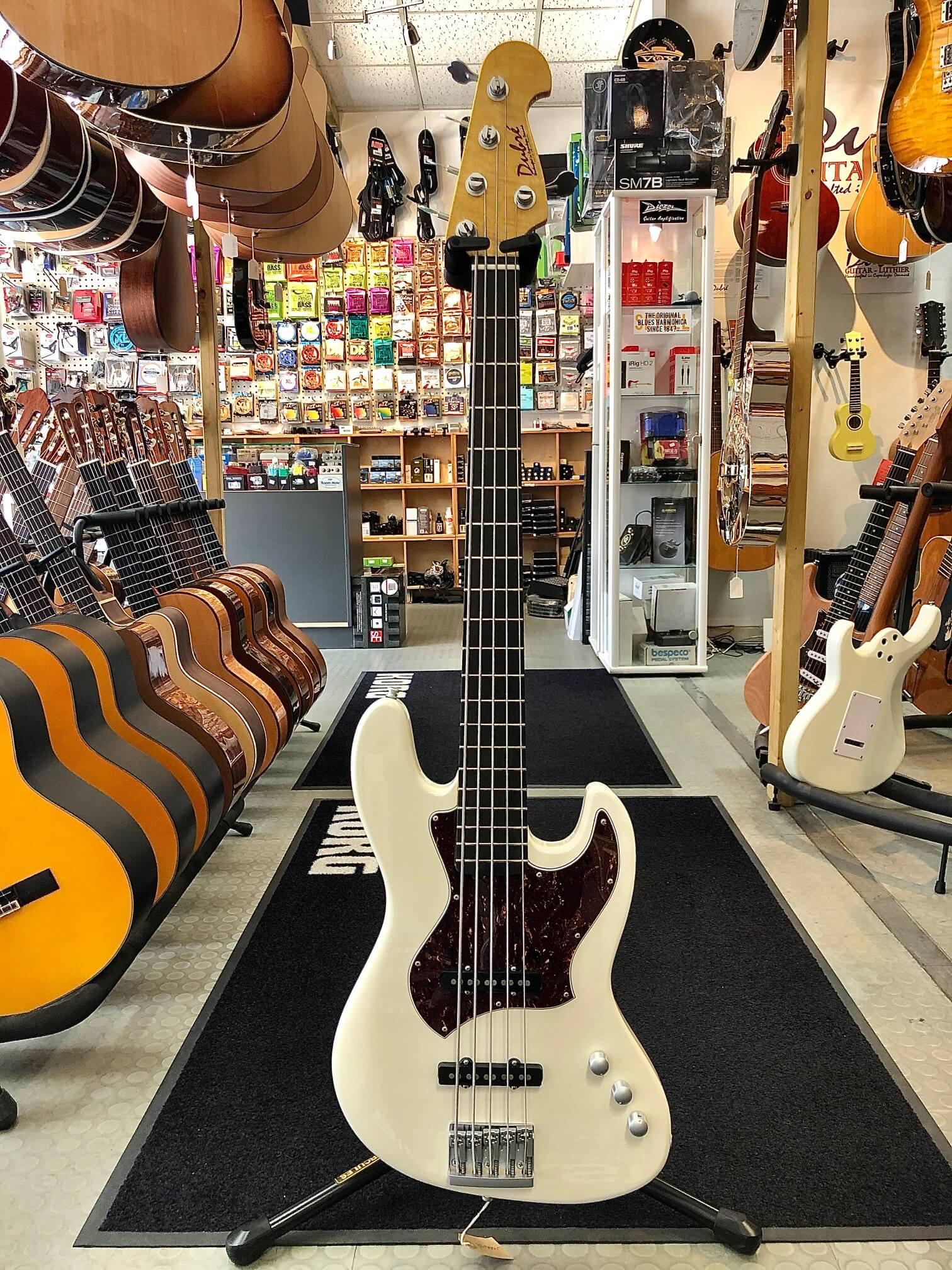 Dubré Sence Custom 5 Bass