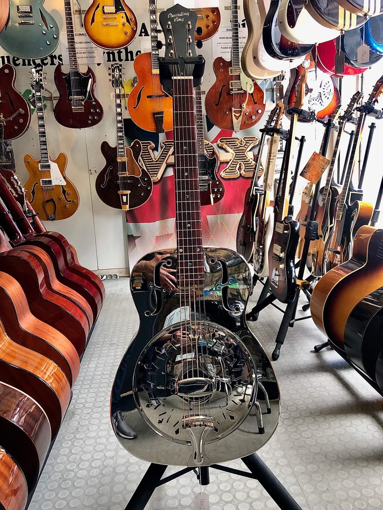 Recording King RM-998-D Resonator Guitar