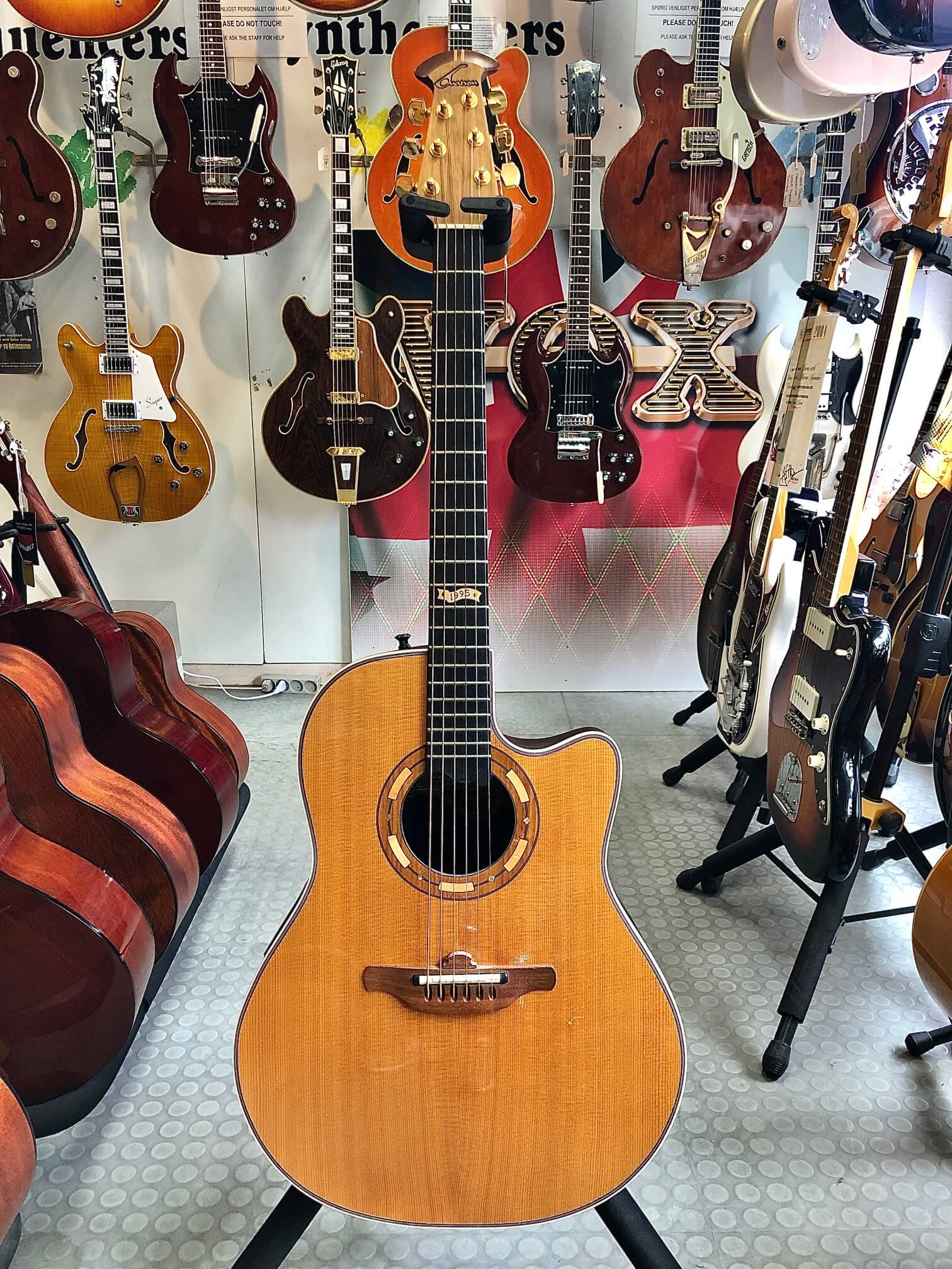Ovation '95 Collectors Series