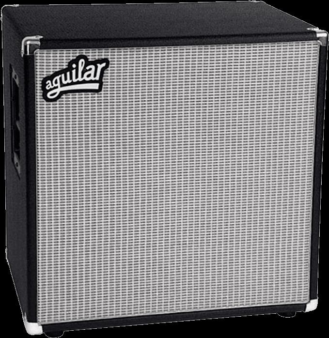 Aguilar DB212-CB4 2x12 600 W Classic Black 4 ohms