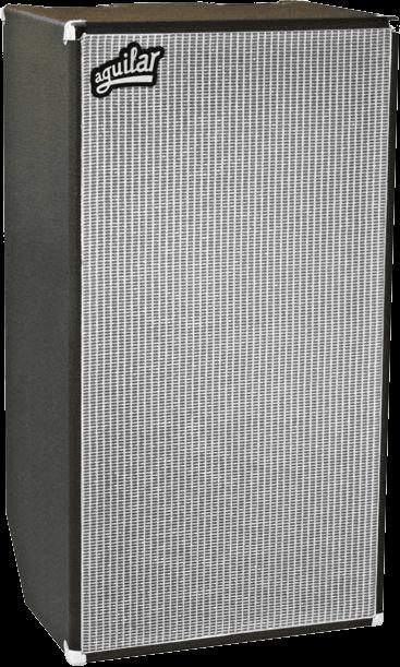 Aguilar DB810-CB4 8x10 1400 W Classic Black 4 ohms
