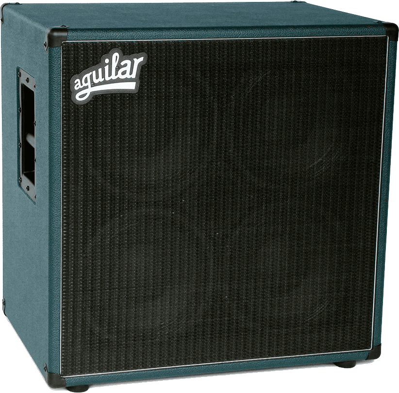 Aguilar DB410-MG4 4x10 700 W Monster Green 4 ohms