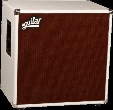 Aguilar DB410-WH4 4x10 700 W White Hot 4 ohms