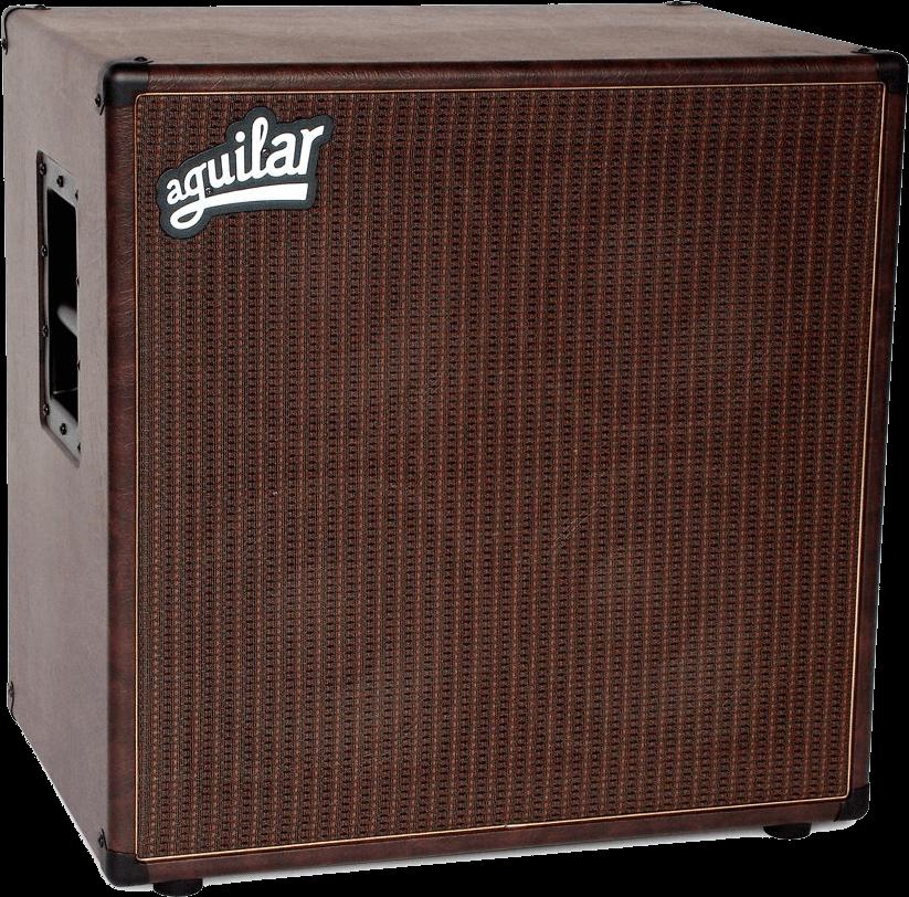 Aguilar DB410-CT4 4x10 700 W Choco Thunder 4 ohms