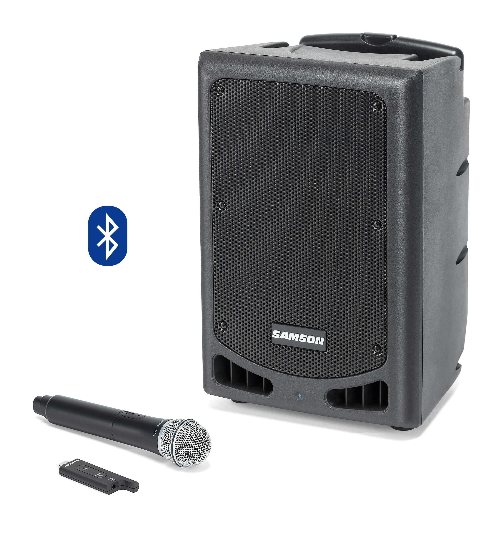 Samson XP208W Portable PA System