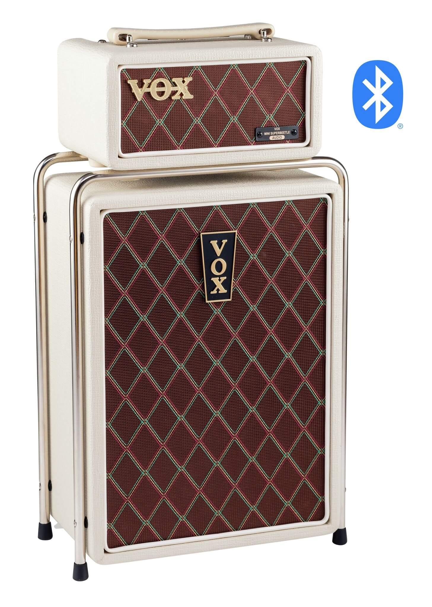 VOX MSB50-AUDIO-IV Bluetooth speaker, Ivory