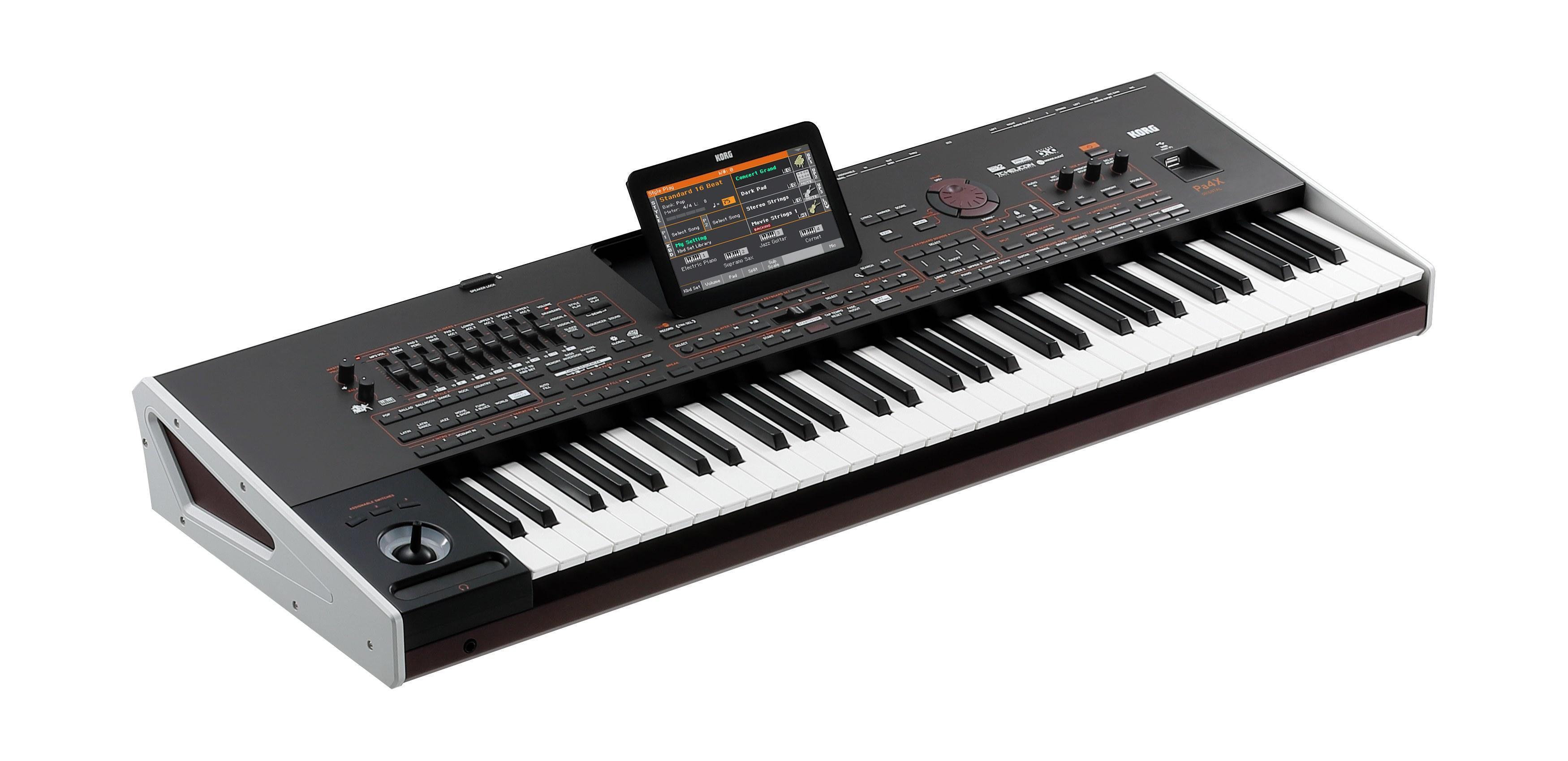 KORG PA4X-OR-61 Oriental Arranger Keyboard
