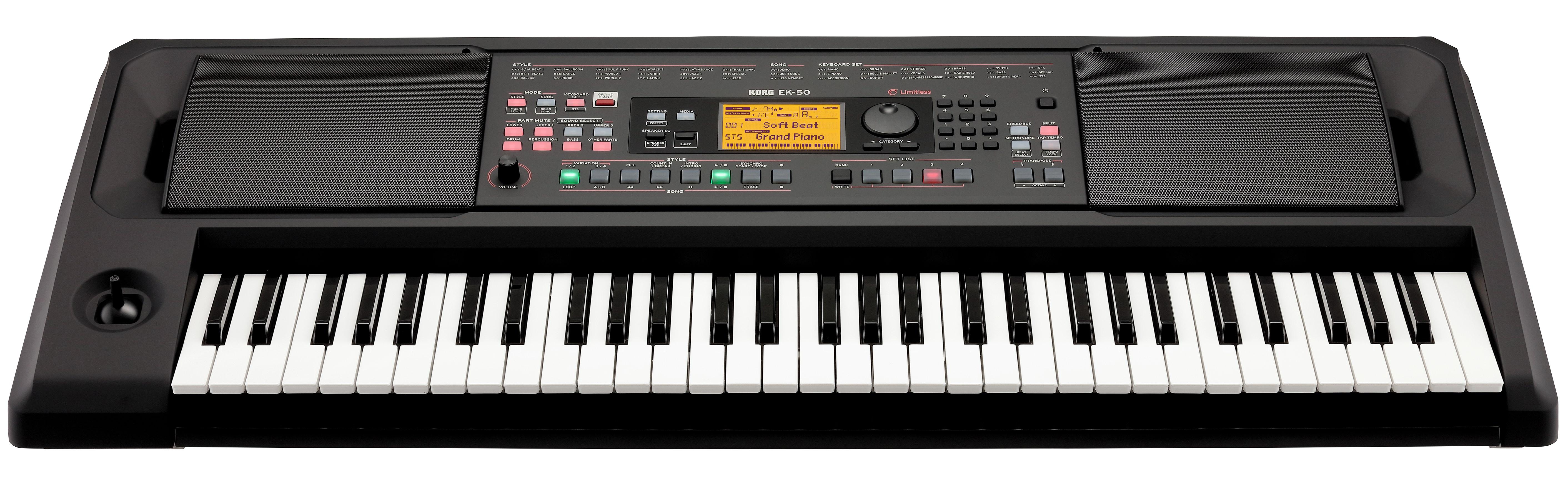 KORG EK-50L Entertainer Keyboard